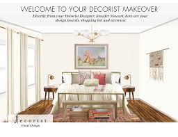 Bedroom Design Boards Decorist Guest Bedroom Makeover U2013 A House In The Hills