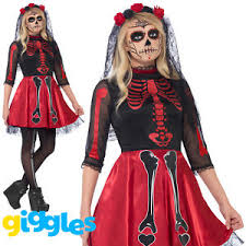 catrina costume day of the dead costume catrina sugar skull fancy dress dia