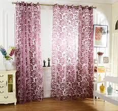 honana wx c7 multiple colors semi blackout sheer curtains panel