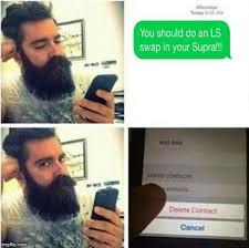 Ls Memes - no you no ls swap supra imgflip