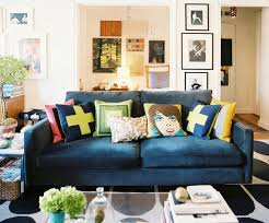 Blue Sofa Living Room Design by Blue Living Room Photos 295 Of 316