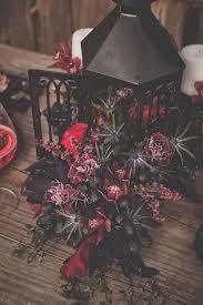 Halloween Wedding Reception Decorations by Best 25 Halloween Wedding Decorations Ideas On Pinterest Gothic