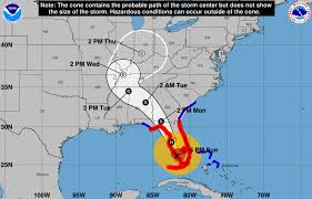 Liberty142 S 2016 Prediction Maps by Hurricane Irma Makes Landfall In Fl Kills 3 100k In Shelters