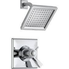 Install Shower Head In Bathtub Delta Dryden Tempassure 17t Series 1 Handle Shower Faucet Trim Kit