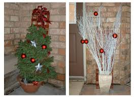 Exterior Christmas Decorations Canada by Modern Outdoor Holiday Decorating