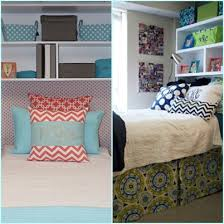 Shelves Over Bed The Domestic Curator Dorm Rooms Decorating A Small Space With Style