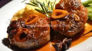 cuisine jarret de porc jarret de porc caramélisé sauce au vin cuit recette par l eau à la