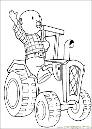 bob the builder coloring page 21 coloring page free bob the