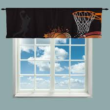 Basketball Curtains Window Curtains U2013 Thedezineshop