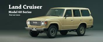 land cruiser car toyota global site land cruiser