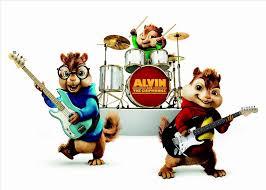 uptown funk alvin chipmunks