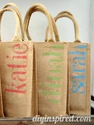 personalized party favor bags personalized burlap party favor bags custom burlap wedding favor