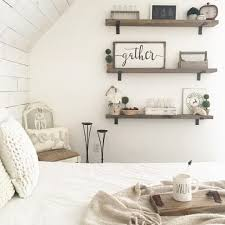 bedroom shelves 1 657 likes 31 comments kaley thelittlewhitefarmhouse on