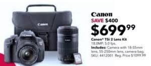 best deals for canon cameras black friday best black friday dslr and digital camera deals in 2015
