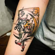 18 gambling tattoo designs ideas design trends premium psd