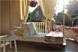 this porch swing daybed is the ultimate in o the daily caller
