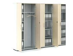 armoire rangement bureau meuble bureau bois meuble bureau rangement armoire de bureau bois