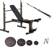Body Solid Folding Bench Folding Weight Bench Ebay