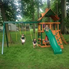 4 health benefits of owning a swing set nj swingsets