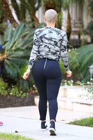amber rose pink jeep amber rose in tights 04 gotceleb