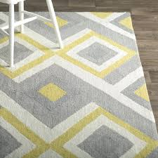 yellow grey area rug side s tractive yellow teal and grey area rug