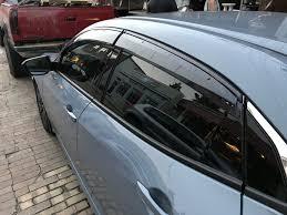 lexus sc300 jdm window visors side window deflectors page 9 2016 honda civic forum 10th