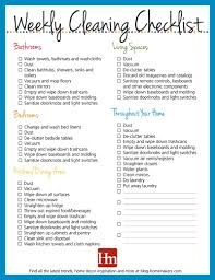 cleaning inspiration free printables daily weekly u0026 monthly cleaning schedule hm etc