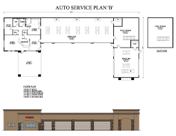 car service center floor plan service centre business plan