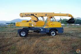 2012 badger 470tm wheel badger 470tm crane u0026 machinery inc 18894