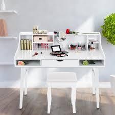coiffeuse bureau bureau informatique coiffeuse table de maquillage 120 x 60 x 100
