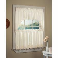 Kitchen Window Curtains Kitchen Window Curtains Hayneedle