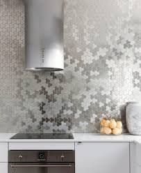 kitchen backsplash kitchen wall metal sheet stainless behind