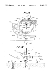 patent us5209170 setting machine google patents