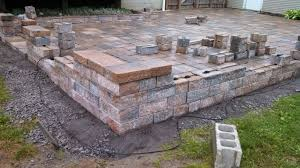 Cost Of Brick Paver Patio Cost Of Paver Patio With Fire Pit Patio Outdoor Decoration