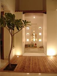 Contemporary Pooja Room Designs