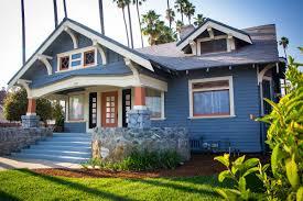 Craftsman House For Sale Newly Updated U2014and Newly Blue U2014jefferson Park Craftsman Asks 799k