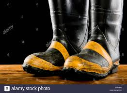 Firefighter Safety Boots by Firefighter Boots Stock Photo Royalty Free Image 102386852 Alamy