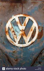 original volkswagen logo rusty vw van stock photos u0026 rusty vw van stock images alamy