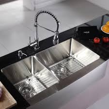 kitchen double kitchen sink with satisfying kitchen sink double