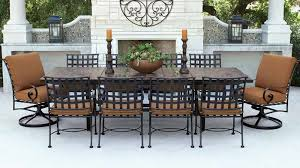 6 Piece Patio Set by Top 10 Large Outdoor Dining Sets Seating For 6