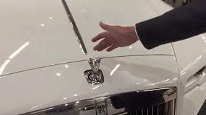 here s what happens if someone tries to a rolls royce