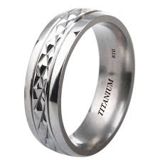 ring titanium i you unisex titanium wedding engagement comfort band ring