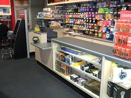 Supermarket Cash Desk Musical Instruments Store Within A Store U2014 Raymond James Design