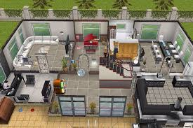 Home Design For Sims Freeplay House 3 2nd Building Ground Floor Plan Sims Freeplay House