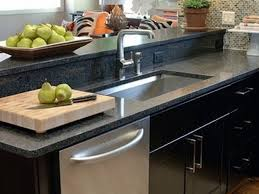 Materials For Kitchen Countertop Types Of Kitchen Counters Homes Design Inspiration