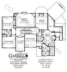 French Country European House Plans Chateau Lafayette French Country House Plan