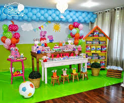 Peppa Pig Birthday Decorations 228 Best Peppa Pig Birthday Ideas Images On Pinterest Pig