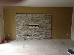 steinwand optik im wohnzimmer erstaunlich wande gestalten wohnzimmer ideen wandgestaltung stein