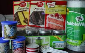 care package for sick person how to make care package cake in a jar spousebuzz