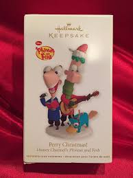1 x perry phineas and ferb 2012 hallmark